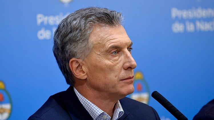 Mauricio Macri(Gustavo Gavotti)