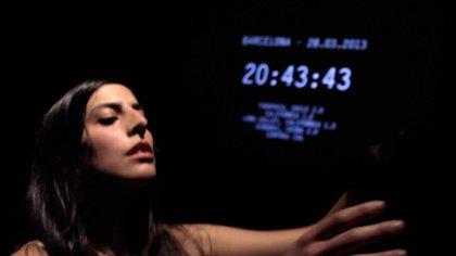 La bailarina española puede percibir cualquier terremoto, sin importar el lugar donde ocurra