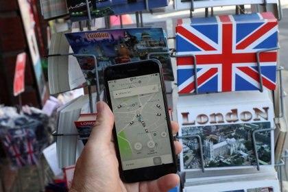 La justicia consideró que la app mejoró los controles de seguridad sobre los conductores (Reuters)