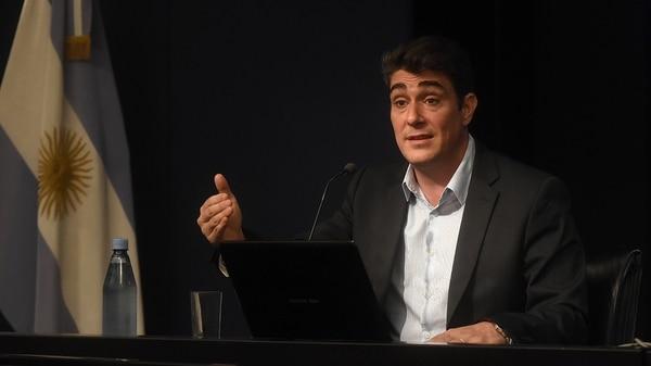 Javier Iguacel, secretario de Energía (Nicolás Stulberg)