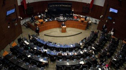 El Senado aprobó las modificaciones que le realizó la Cámara de Diputados a su propio proyecto aprobado y fue enviada a AMLO (Foto: Cuartoscuro)