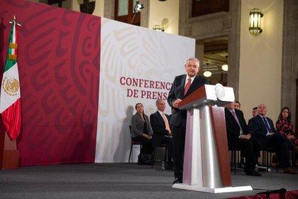 López Obrador anunció este plan con el fin de que en el futuro no vuelva a suceder la situación que se ha vivido en la actualidad. (Foto: Cortesía Presidencia)