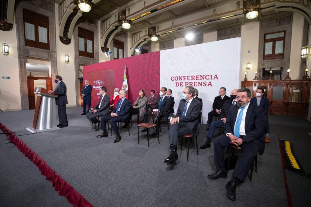 AMLO - PRESIDENCIA - ANDRES MANUEL LOPEZ OBRADOR - CONFERENCIA - 051020202