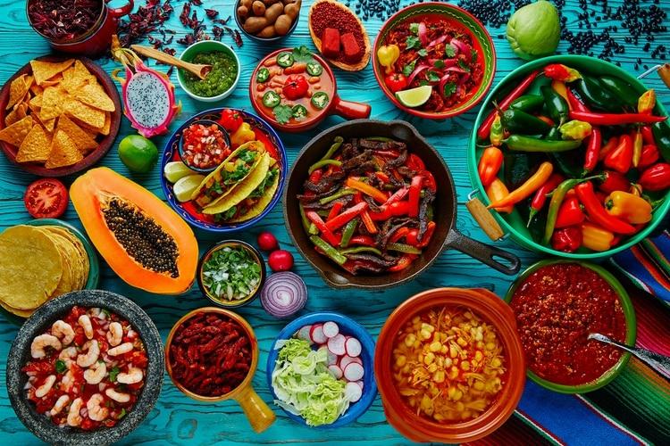 Los colorantes se pueden cambiar por sabores naturales, la verdura o alimentos caseros