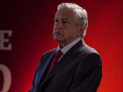 Andrés Manuel López Obrador, presidente de México. (Foto: Cuartoscuro.com)