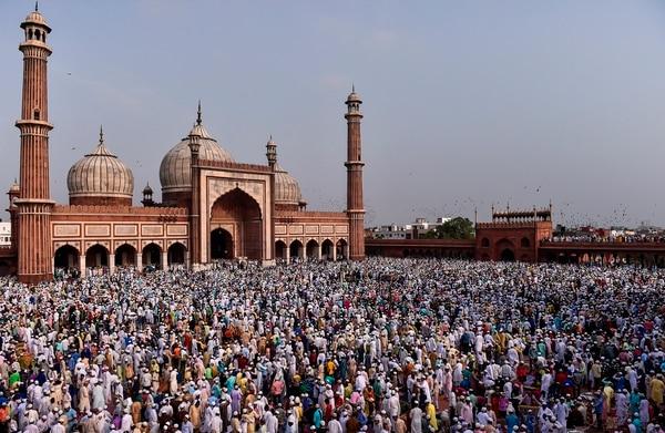 El islam es la fe predominante en cuatro de los cinco países más religiosos del mundo (AFP)