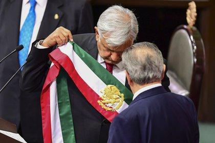 AMLO ya ha rechazado la noción de reelegirse en 2024 (Foto: Ronaldo Schemidt/ AFP)