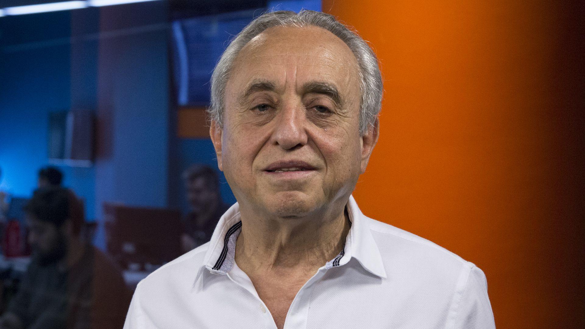 Pedro Cahn, integrante del equipo de infectólogos que asesora al Gobierno