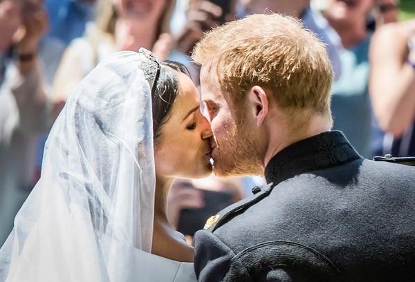El príncipe Harry y Meghan Markle contrajeron matrimonio el 19 de mayo