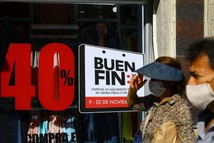 El Buen Fin es una semana de descuentos en diversas empresas, tiendas o negocios (Foto: REUTERS/Edgard Garrido)