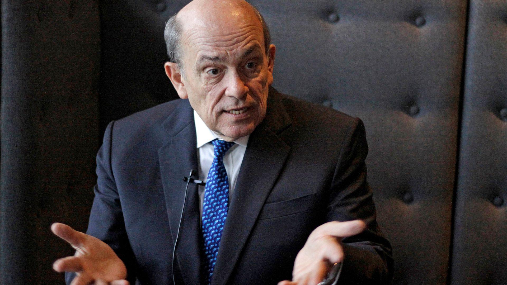 Hugo De Zela competirá con Almagro (EFE)