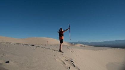La Fiambalá Desert Trail invita a recorrer el desierto catamarqueño (Facebook Fiambala Desert Trail)
