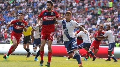 El Guadalajara no pudo refrendar su mejoría luego de vencer al campeón Tigres la semana anterior (Foto: Twitter)