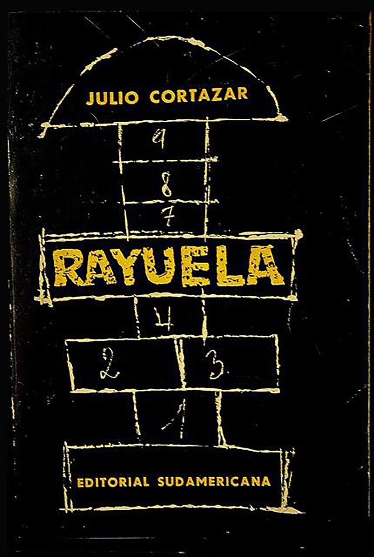 """""""Rayuela"""", el más emblemático libro de Cortázar"""