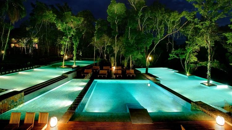 La actividad hotelera de Puerto Iguazú se vio completamente detenida a raíz de la pandemia del coronavirus en todo el mundo