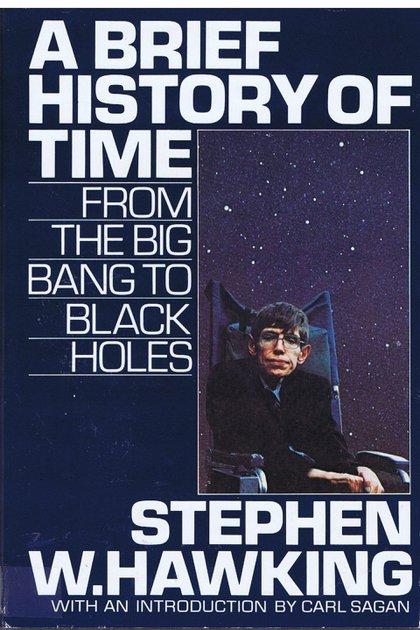 """""""Breve historia del tiempo"""" fue publicado en 1988"""