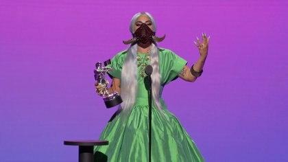 Gaga ha declarado últimamente que tiene una condición mental por la que debe medicarse regularmente (Foto: Viacom)