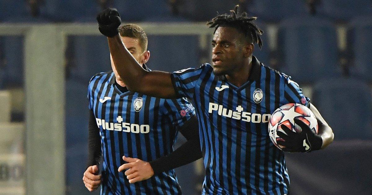 Video | Duván Zapata sacó la cara por Atalanta en la derrota contra Fiorentina por la Serie A - Infobae