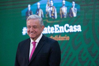 Con esta decisión quedará prohibido el outsourcing (Foto: Presidencia de México)