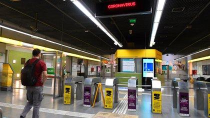 En abril se aplicarán subas en el transporte público porteño (Maximiliano Luna)
