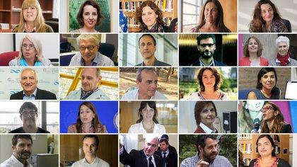 En el programa hay 19 investigadoras: más del 50% de los profesionales. Convocados por el sistema judicial, los científicos brindan un enfoque específico en pos de resolver casos forenses