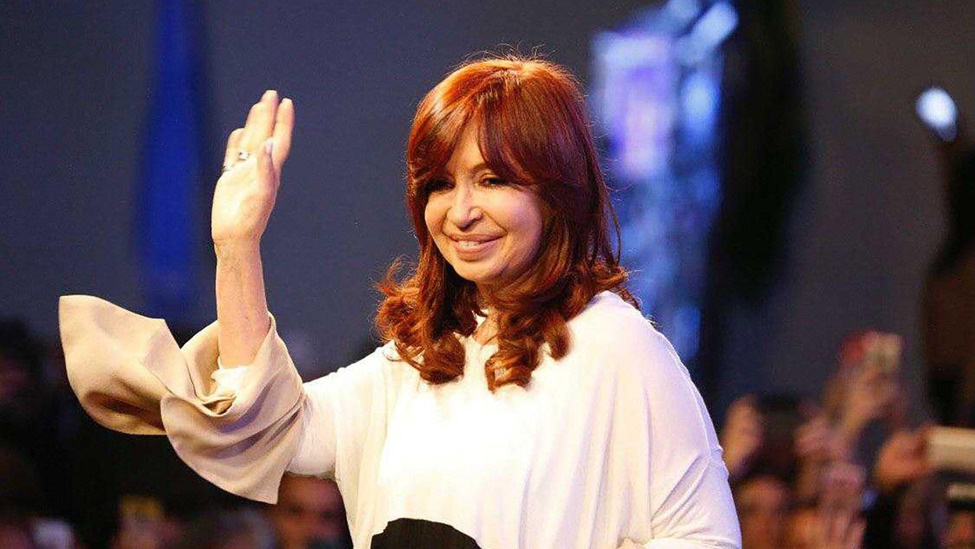 Cristina Kirchner (Télam)
