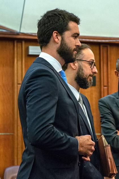 Pablo Lyle permanece en arresto domiciliario en Miami (EFE)
