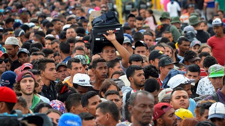 EEUU destinará 120 millones de dólares para atender a los migrantes venezolanos en América Latina