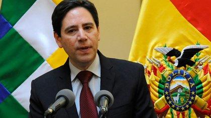 Salvador Romero, nuevo presidente del Tribunal Supremo Electoral. (AFP)