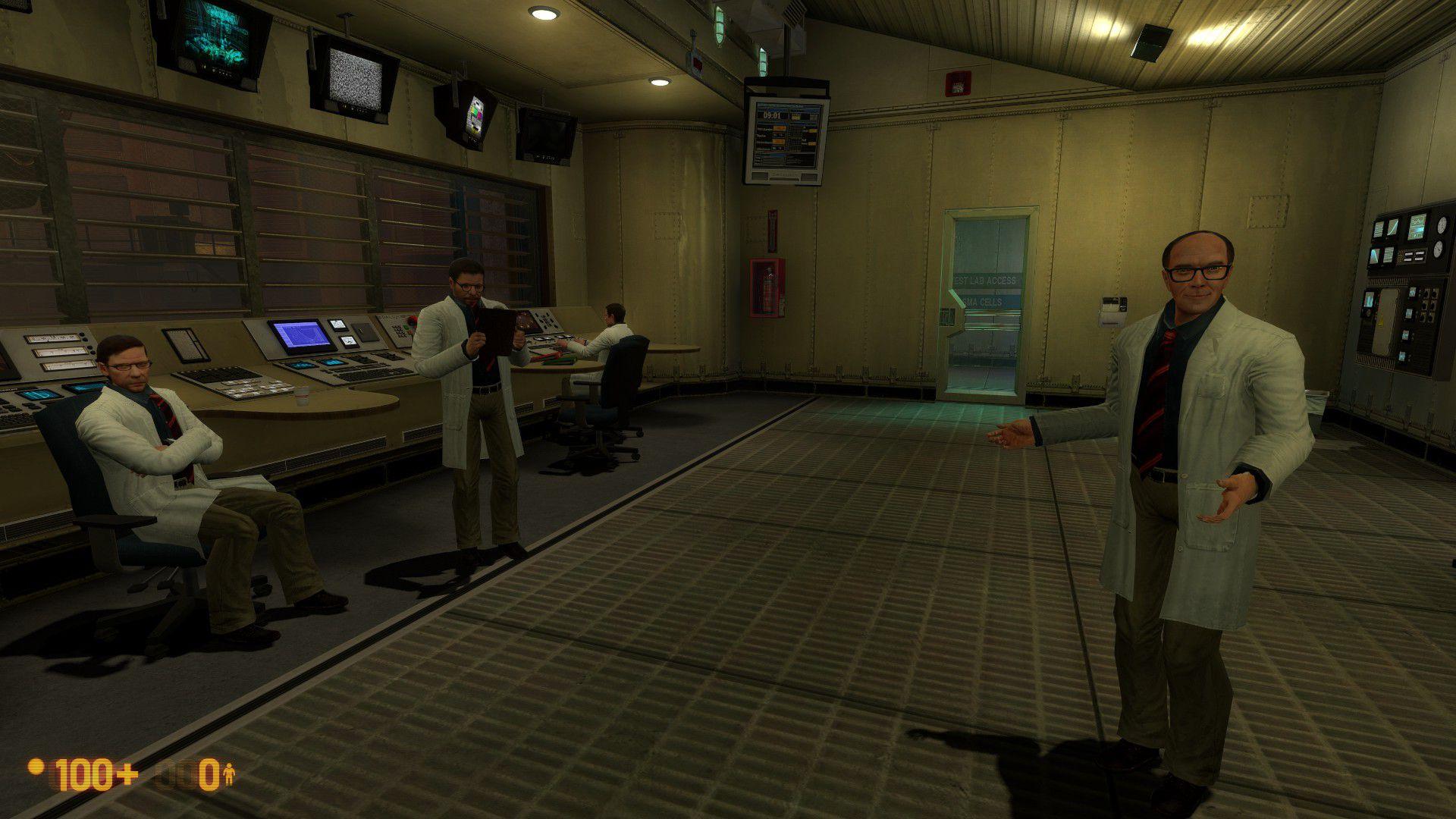 Black Mesa, la remake de Half-life.
