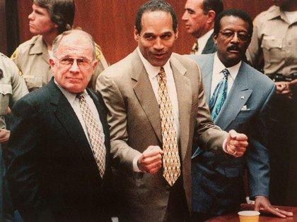 OJ Simpson fue absuelto por una corte penal por el asesinato de Nicole Brown y Ron Goldman