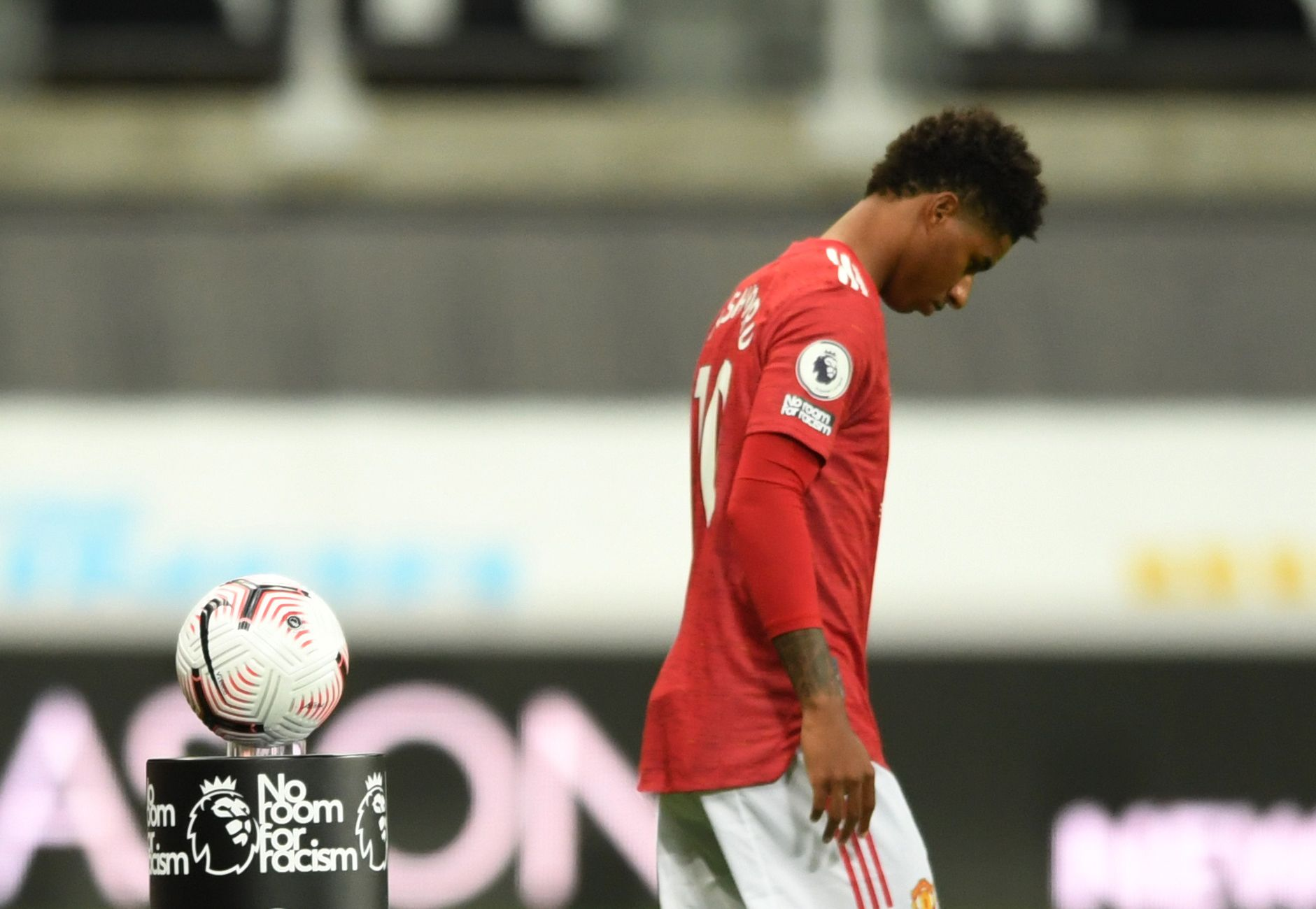 """La Premier League su sumó al movimiento """"No hay lugar para el racismo"""" para combatir la discriminación (Reuters)"""