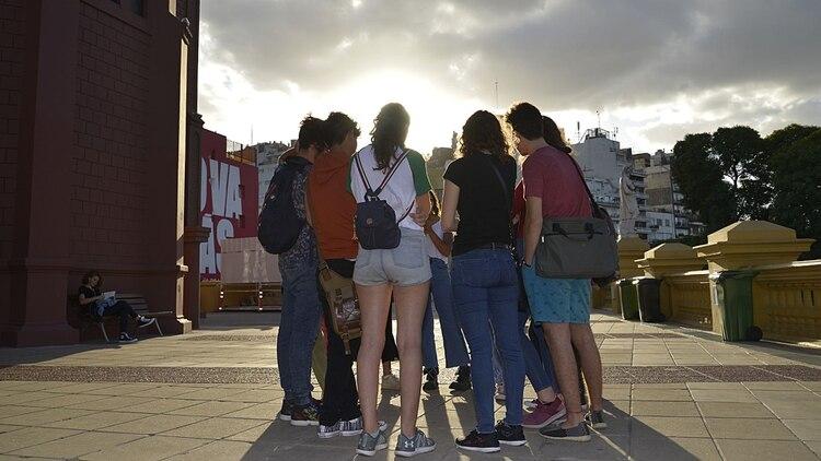La educación sexual entre los jóvenes es una herramienta para evitar las ETS (Foto: Gustavo Gavotti)