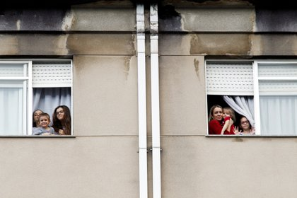 El primer confinamiento salvó 4.000 vidas en España, según un estudio alemán (EFE)