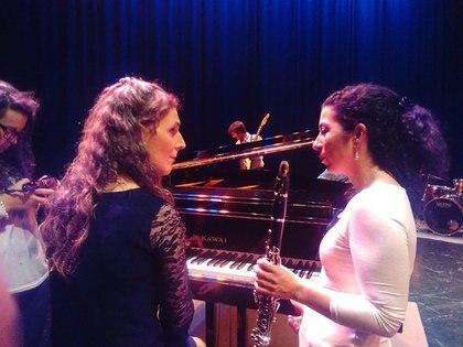 El estreno de las piezas musicales de Calenna en Nueva York marcó un hito para el país