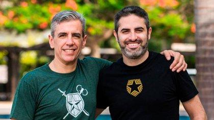 Pace y Woloski, cofundadores de Auth0