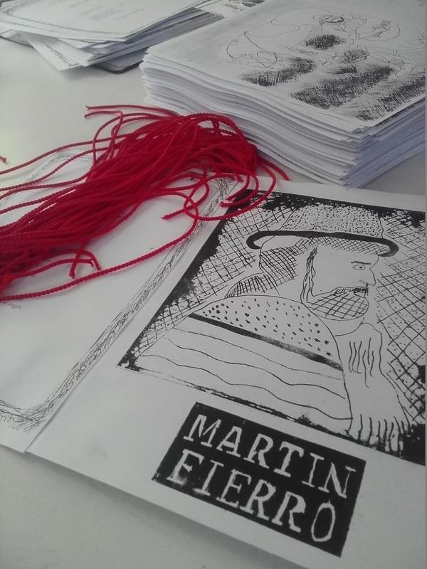 El Martín Fierro, según el Proyecto Secundario Liliana Maresca