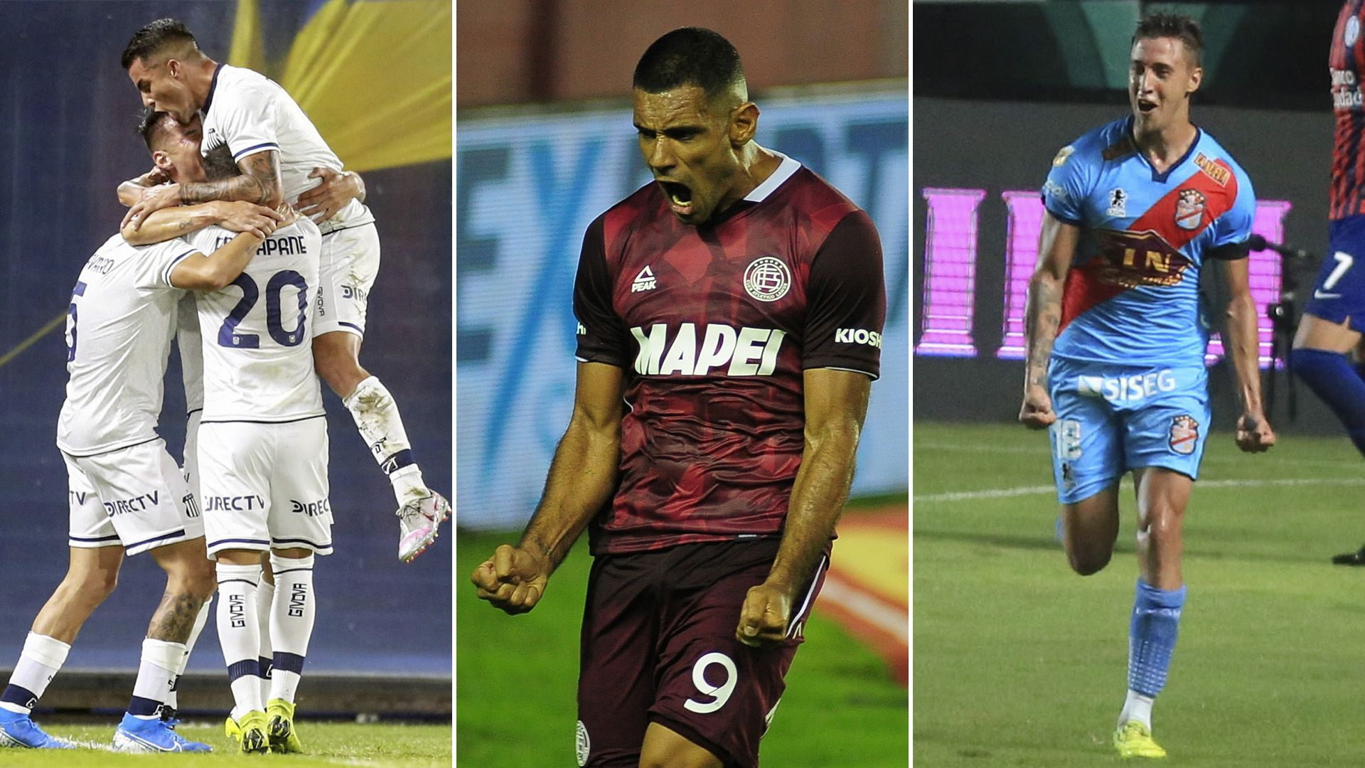 Talleres Lanus Arsenal - Copa Sudamericana