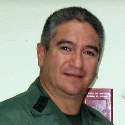 Coronel retirado (Ej) Ramón Santiago Velasco García, detenido por el SEBIN