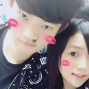 Chan Tong-kai y Poon Hiu-wing