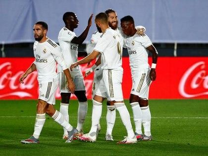 El Real Madrid debe enfrentar el viernes al Alavés (Reuters)