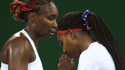 Venus y Serena Williams son otras de las deportistas citadas por los hackers rusos (Reuters)