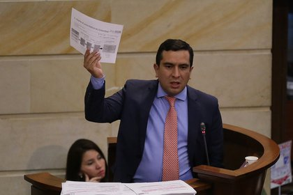 Representante a la Cámara por el Centro Democrático, Edward Rodríguez