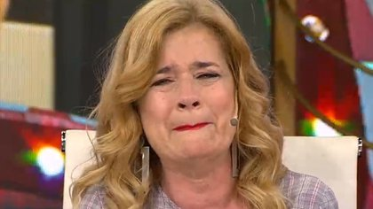 """""""Esa Argentina de la violencia no me gusta. Quiero la Argentina del nene, la del himno y la que soñó Mercedes Sosa. Estoy cansada de todo esto..."""", dijo Mercedes Ninci"""