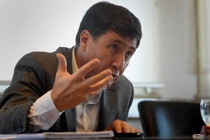El ministro de Desarrollo, Daniel Arroyo. (Nicolás stulberg)