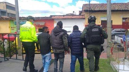 Captura de personas involucradas en la muerte de Michelle Amaya son parte de la Banda criminal 'Los Tazmania'.