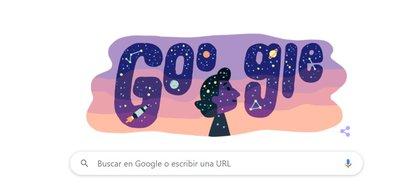 El doodle de Google está dedicado a Dilhan Eryurt