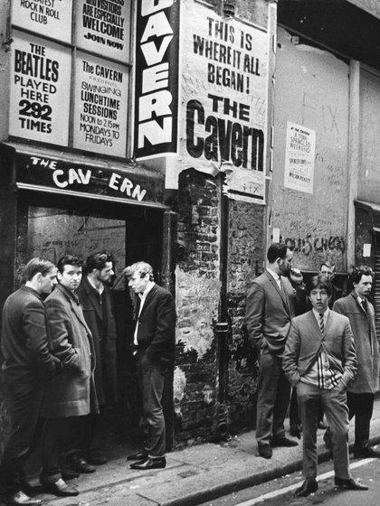 El club nació como un espacio para el jazz, pero luego cambió y abrió sus puertas a la gran movida musical de Liverpool (Keystone/Shutterstock)