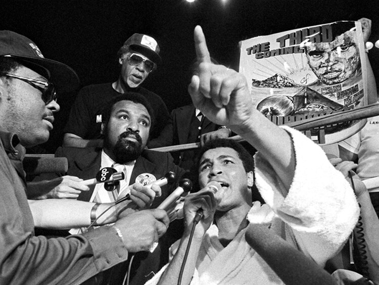Las Mejores 70 Frases De Muhammad Ali Infobae