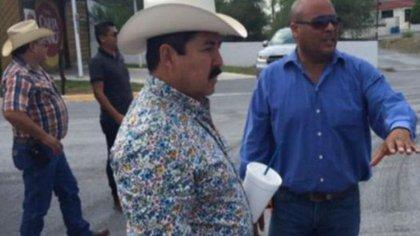 Las autoridades allanaron la Quinta Tierra Blanca, uno de los ranchos del alcalde ubicado a 40 kilómetros de Monterrey (Foto: Especial)